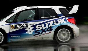 WRC bez Suzuki!
