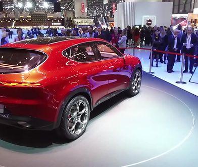 Alfa Romeo Tonale to piękny koncept. Zapowiada przyszłość marki