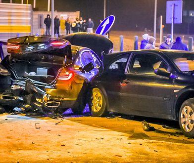 Do wypadku z udziałem auta Antoniego Macierewicza doszło w styczniu 2017 roku