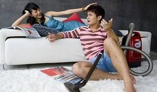 Mężczyźni celowo źle wykonują domowe obowiązki