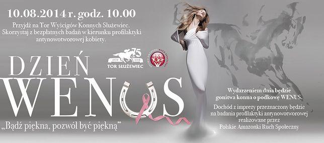 Dzień Wenus - święto kobiet na warszawskim Torze Służewiec!