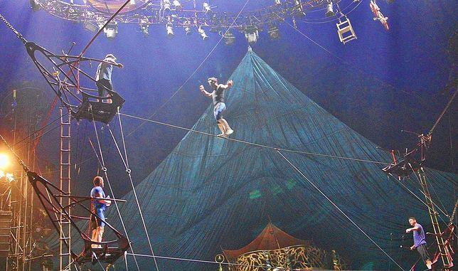 Z wizytą w cyrku Soleil [WIDEO]
