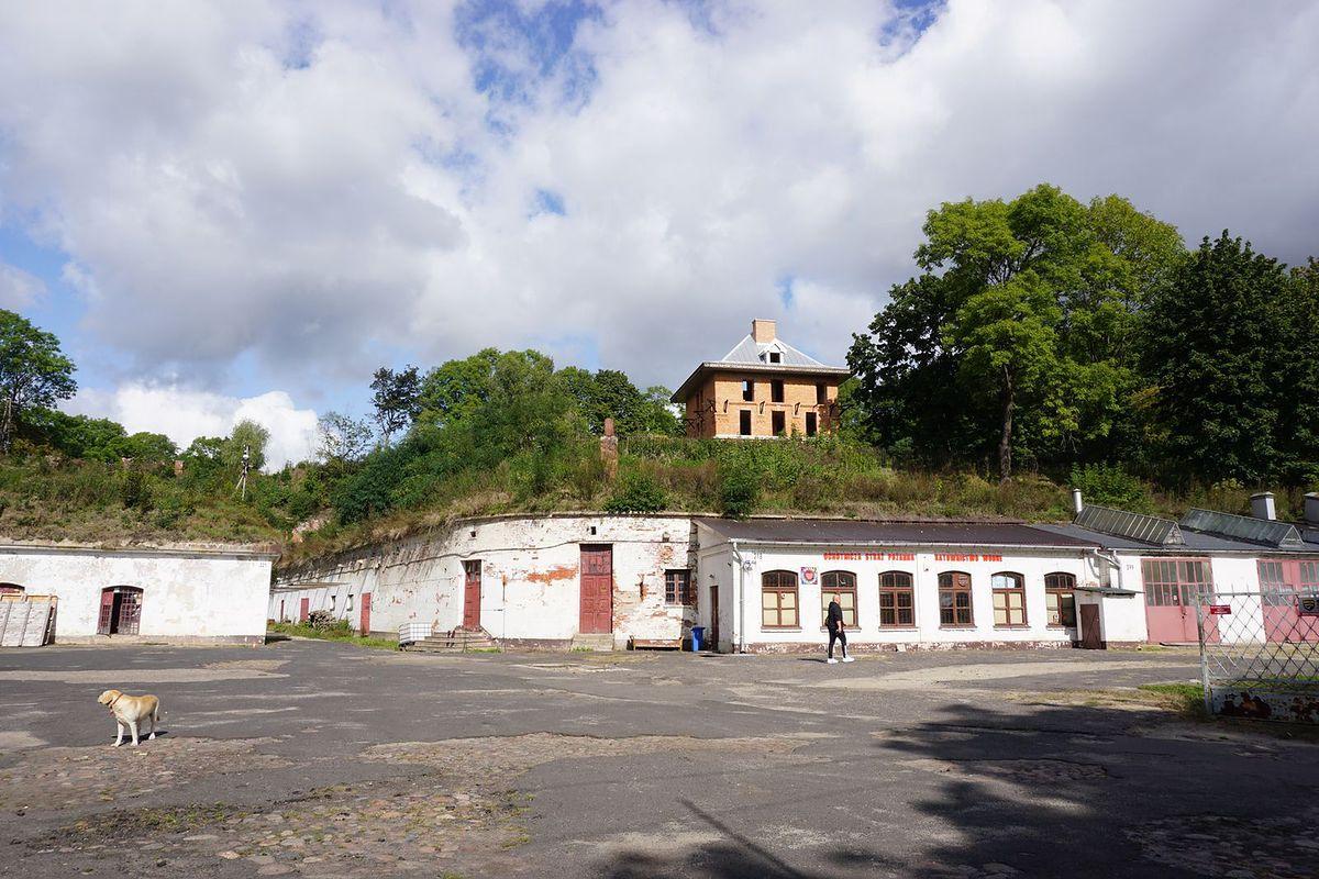 Nowy Dwór Mazowiecki. Fortyfikacje Twierdzy Modlin zostały wpisane do rejestru konserwatora zabytków