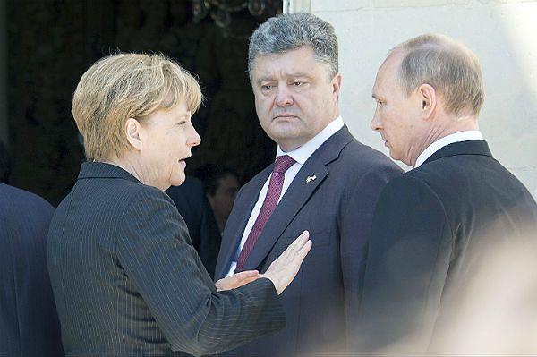 """Angela Merkel nie zmieni polityki wobec Rosji. """"Nie zaakceptuję aneksji Krymu"""""""