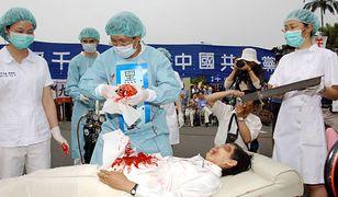 Grabież organów w Chinach. Codziennie dla narządów zabijane są tam dziesiątki osób, przede wszystkim zwolenników Falun Gong