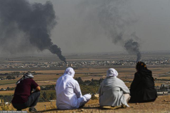Atak Turcji na Syrię. W ciągu trzech dni zginęło prawie 150 osób