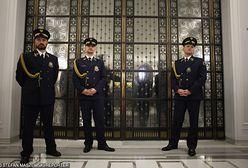 Zażalenie ws.posiedzenia Sejmu w 2016 r. Pierwszych obrad w Sali Kolumnowej