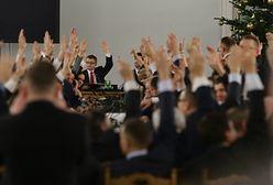 Głośna awantura w Sali Kolumnowej Sejmu. Mamy dokumenty z sądu
