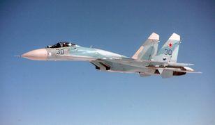 Rosyjskie myśliwce i bombowce przechwycone nad Litwą. Osiem samolotów w ciągu tygodnia