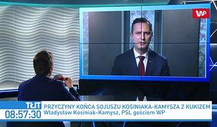 """PiS i weto w UE. Zbigniew Ziobro wpływa na premiera? Kosiniak-Kamysz wprost: """"Wydaje mu polecenia"""""""