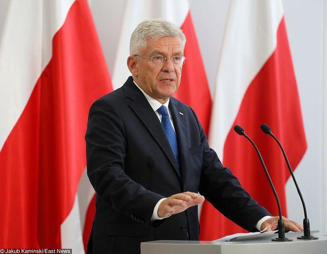 Stanisław Karczewski (PiS).