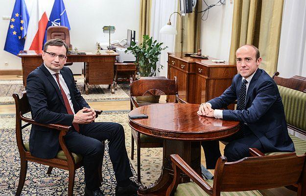 Były minister sprawiedliwości nie zgodził się na ekstradycję obywatela Rosji