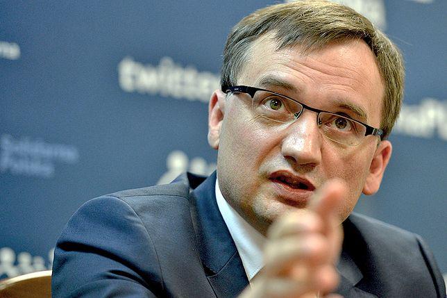Zbigniew Ziobro: Platforma ma jedną śpiewkę