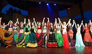 Największy w Polsce Letni Festiwal Tańca Brzucha