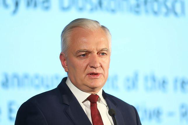Jarosław Gowin poza rządem. Szef Porozumienia pozostaje w Zjednoczonej Prawicy
