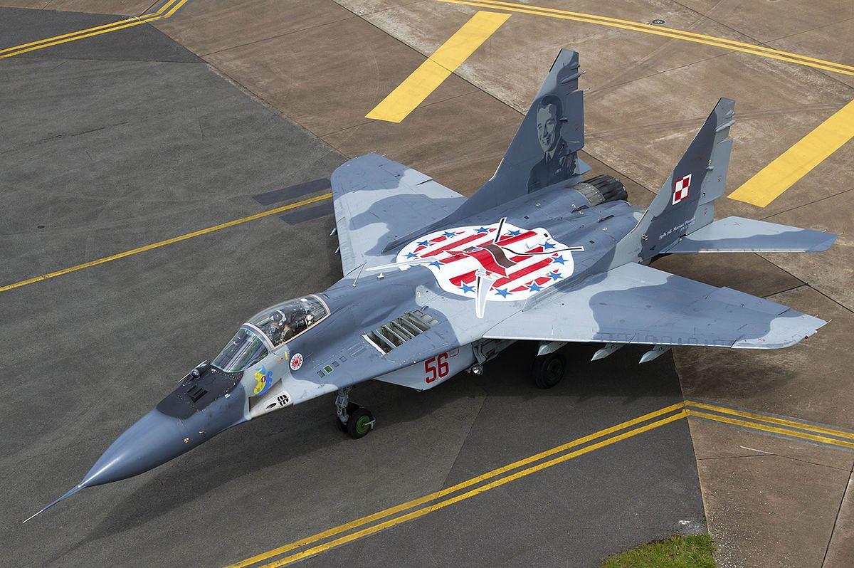 Nie ma komu latać na Polskich MiG-29. Wszyscy piloci stracili uprawnienia
