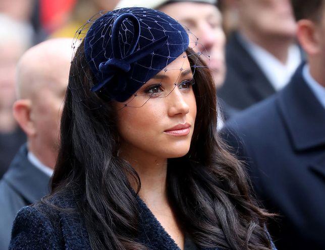 Meghan Markle nie zamierza stawić się na spotkaniu u królowej