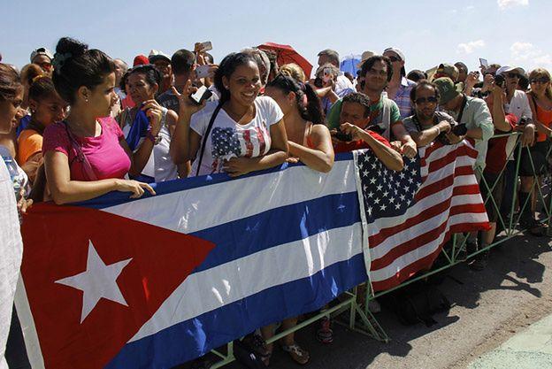 Otwarto amerykańską ambasadę na Kubie