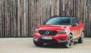 Volvo XC40 jest najmniejszym SUV-em w gamie szwedzkiego producenta