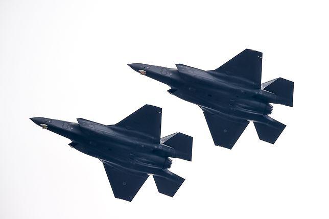 Kolejne problemy z F-35. Kilkadziesiąt maszyn uziemionych w bazach