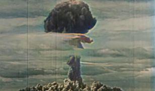 Test sowieckiej bomby atomowej RDS-3. Zobacz wideo odświeżone przez SI