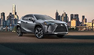 Lexus UX ma zadomowić się w wielkich miastach. Długość samochodu to 4,5 m