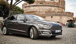 Rusza produkcja nowego Forda Mondeo Vignale