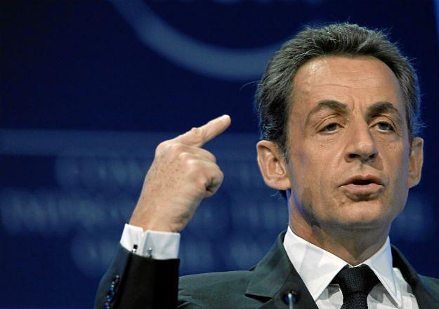 Nicolas Sarkozy w ogniu krytyki po spotkaniu z Władimirem Putinem