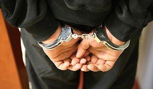 Mężczyzna został aresztowany