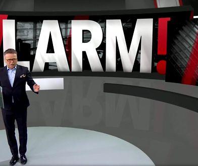 """Najnowszy odcinek programu """"Alarm"""" w TVP1 poświęcono nauczycielom"""