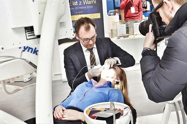 Koniec z bólem u dentysty? W Krakowie pokazano przełomowe urządzenie