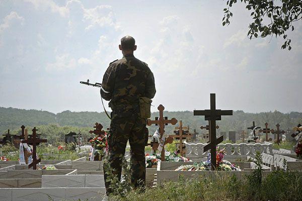 Ministerstwo zdrowia: 270 ofiar konfliktu na wschodzie Ukrainy
