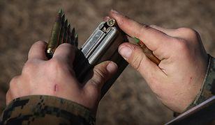 Broń w niepowołanych rękach