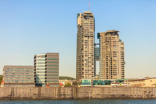 Sea Towers, Gdynia