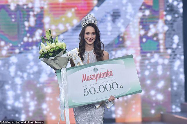 Wybrano najpiękniejszą kobietę w Polsce. Miss Polski 2017 została Kamila Świerc