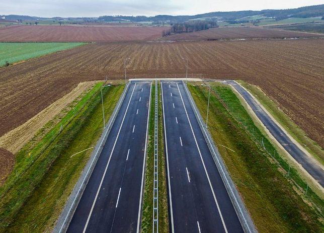 Droga S3. Rusza budowa odcinka Bolków - Kamienna Góra (fot. GDDKiA)