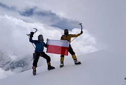 Dramatyczne zdjęcia z K2. Adam Bielecki: Było blisko!
