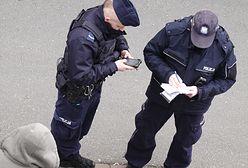 Agresywna kobieta pogryzła policjanta. Grożą jej 3 lata więzienia