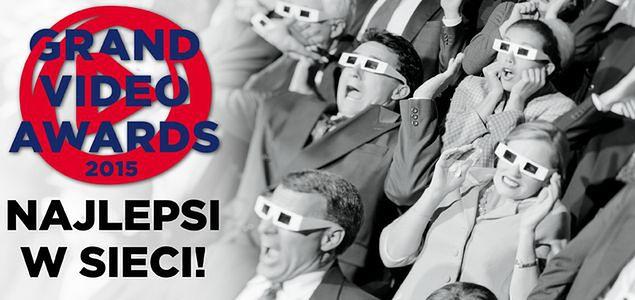 Uroczysta gala wręczenia nagród Grand Video Awards