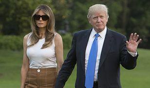 Melania Trump wprowadziła się do Białego Domu. Ucina spekulacje dotyczące kryzysu w jej małżeństwie