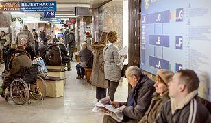 Szpital specjalistyczny w Lublinie. Nie przyjmuje i nie operuje