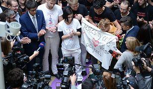 Katarzyna Pikulska nie przyjmuje przeprosin Ziemowita Kossakowskiego. Sprawa jest w sądzie