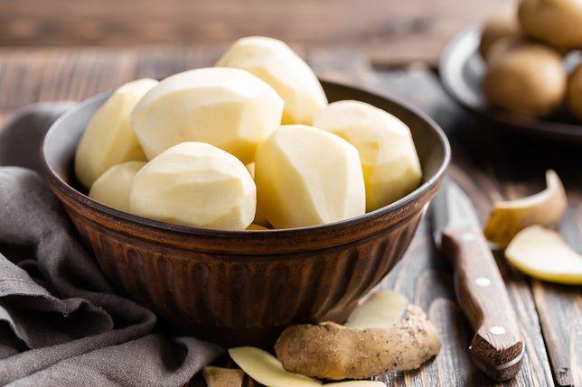 Wykorzystaj obrane ziemniaki