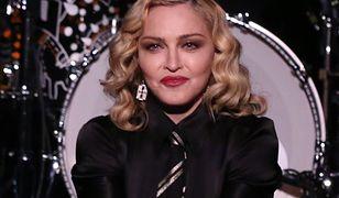 Madonna podczas jednego z występów