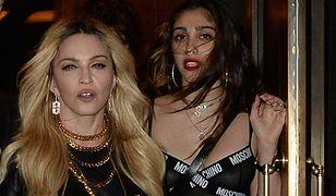 Madonna z córką Lourdes Leon