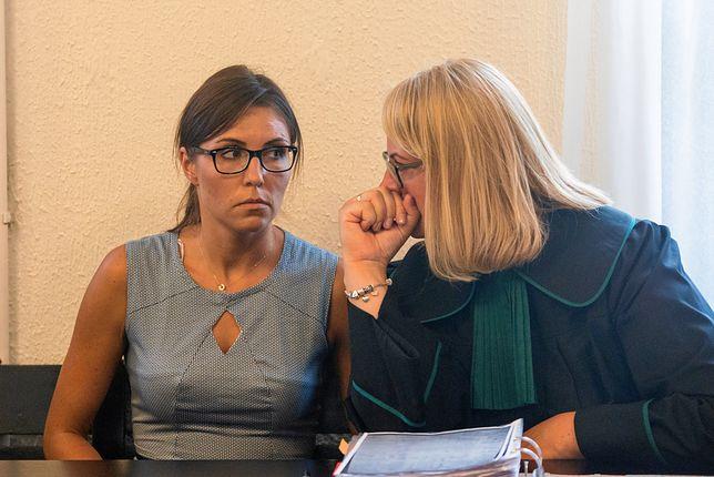 W Bydgoszczy trwa proces Rafał P., byłego polityka PiS, oskarżonego o znęcanie się nad żoną. W charakterze pokrzywdzonej zeznawała Karolina Piasecka.