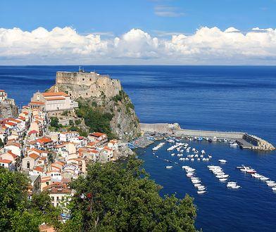 We Włoszech odkryto siedem wulkanów. Zanurzone są w Morzu Tyrreńskim