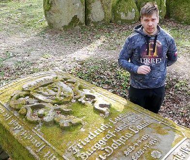 Mazurskie Stonehenge, czyli cmentarz Dohnów w gminie Morąg