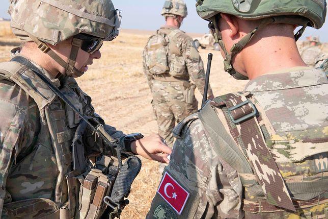 Turcja chce zaatakować Syryjskie Siły Demokratyczne