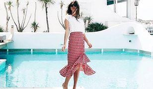Spódnica z Zary podbija Instagram